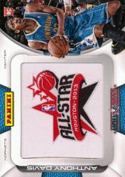 2013 Panini All-Star Game Patches #AD Anthony Davis
