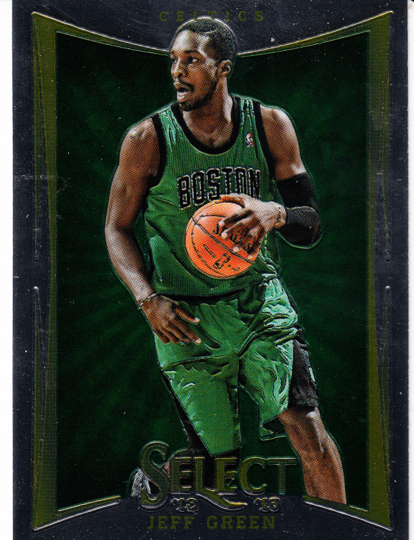 2012-13 Select #13 Jeff Green