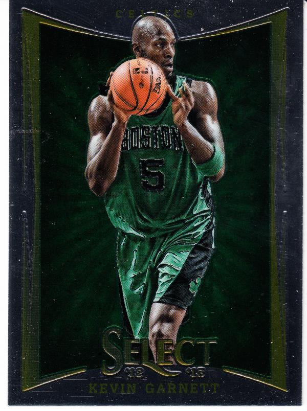 2012-13 Select #14 Kevin Garnett