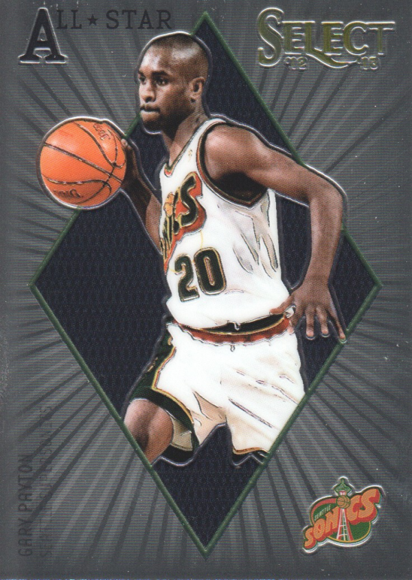 2012-13 Select All-Star Selections #17 Gary Payton