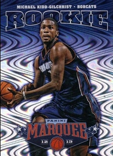 2012-13 Panini Marquee #155 Michael Kidd-Gilchrist RC