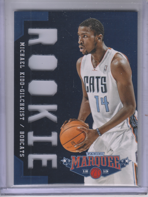 2012-13 Panini Marquee #315 Michael Kidd-Gilchrist RC