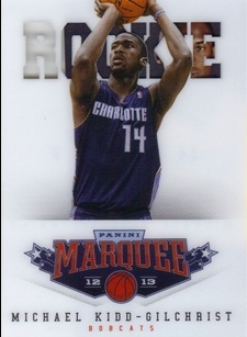 2012-13 Panini Marquee #465 Michael Kidd-Gilchrist RC