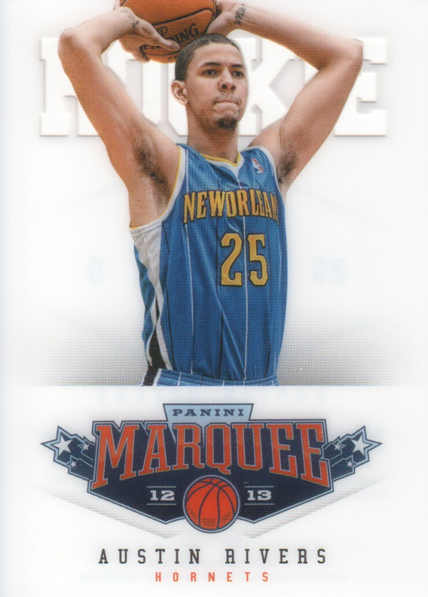 2012-13 Panini Marquee #481 Austin Rivers RC