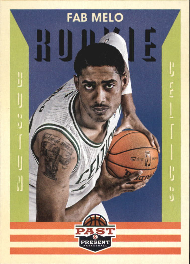 2012-13 Panini Past and Present #159 Fab Melo RC