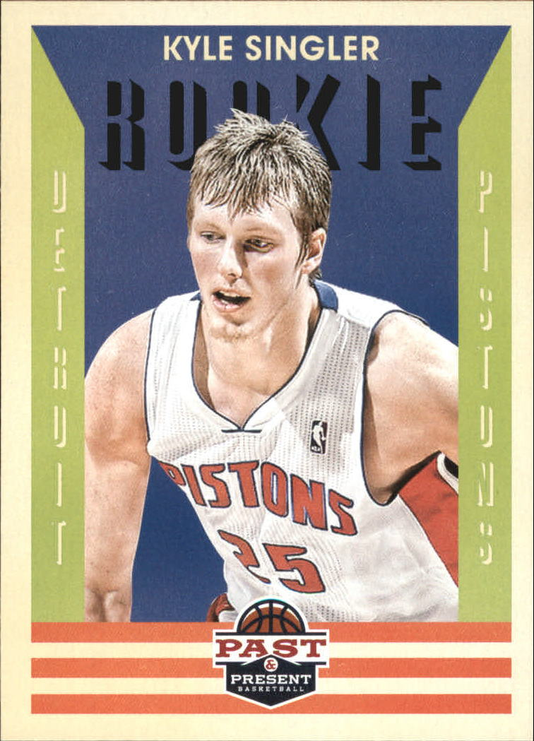 2012-13 Panini Past and Present #163 Kyle Singler RC