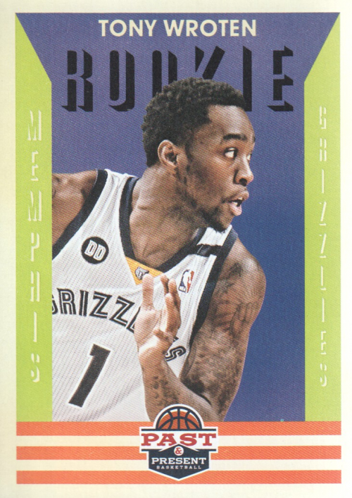 2012-13 Panini Past and Present #170 Tony Wroten RC