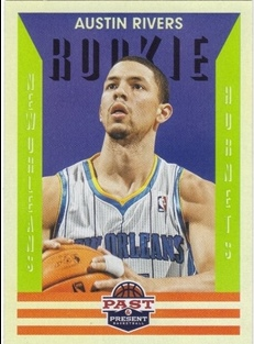2012-13 Panini Past and Present #231 Austin Rivers RC