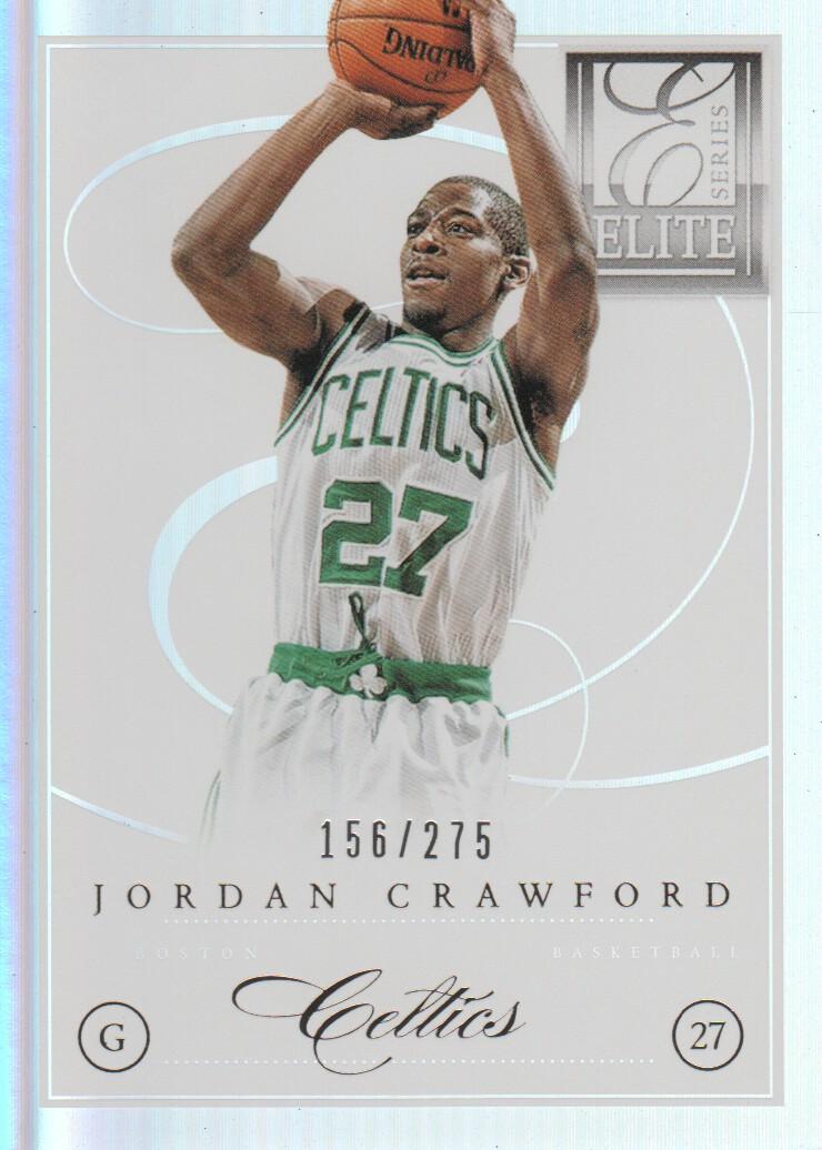 2012-13 Elite Series #4 Jordan Crawford