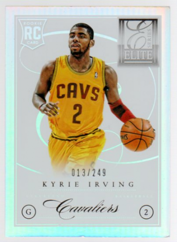 2012-13 Elite Series #203 Kyrie Irving RC