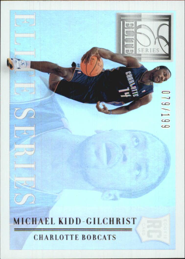 2012-13 Elite Series Rookie Elite Series #24 Michael Kidd-Gilchrist