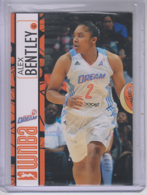 2013 WNBA #1 Alex Bentley RC