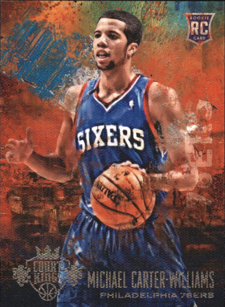 2013-14 Court Kings #114 Michael Carter-Williams RC
