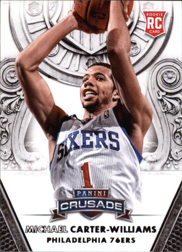 2013-14 Panini Crusade #144 Michael Carter-Williams RC