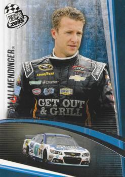 2015 Press Pass #1 A.J. Allmendinger