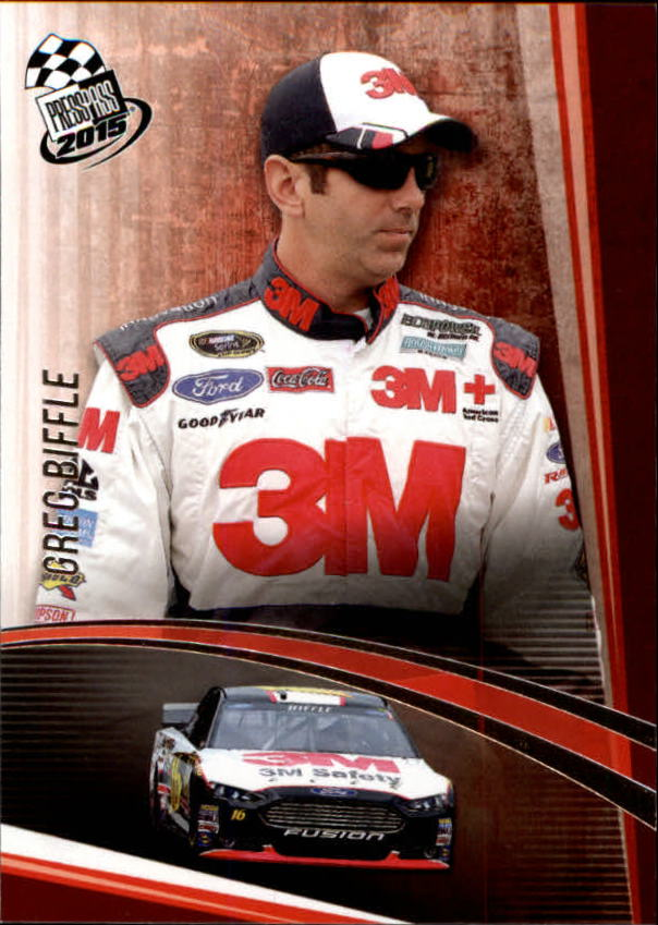 2015 Press Pass #6 Greg Biffle
