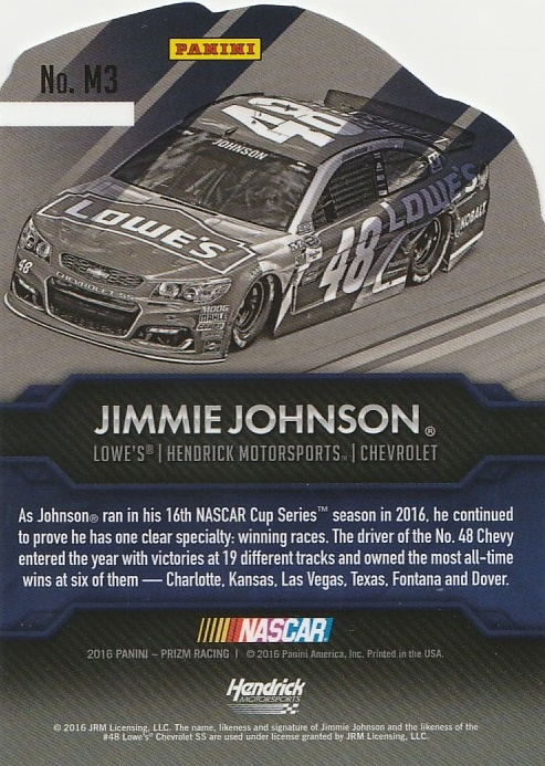 2016-Panini-Prizm-Racing-Assorted-Inserts-You-Pick-Buy-10-cards-FREE-SHIP thumbnail 7