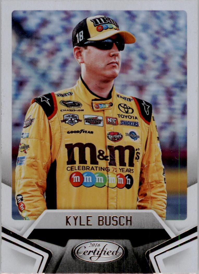 2016 Certified #2 Kyle Busch