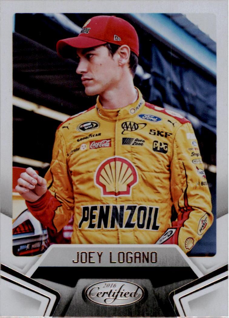 2016 Certified #7 Joey Logano