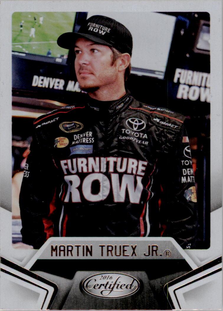 2016 Certified #8 Martin Truex Jr.