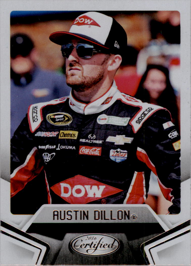 2016 Certified #9 Austin Dillon