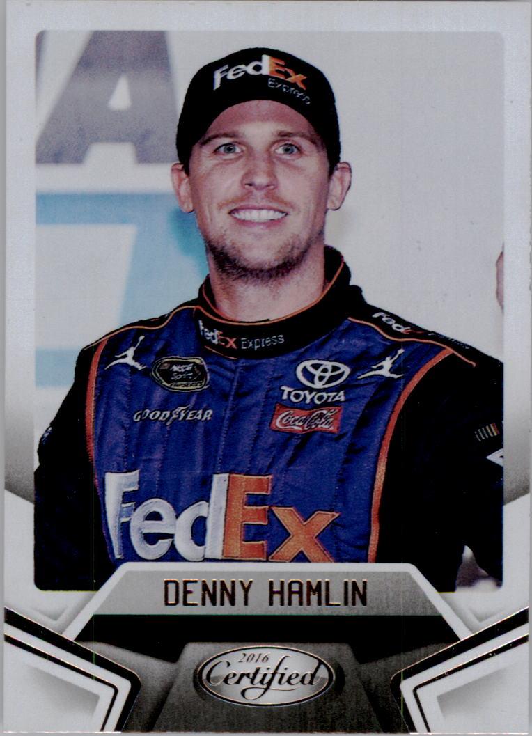 2016 Certified #12 Denny Hamlin