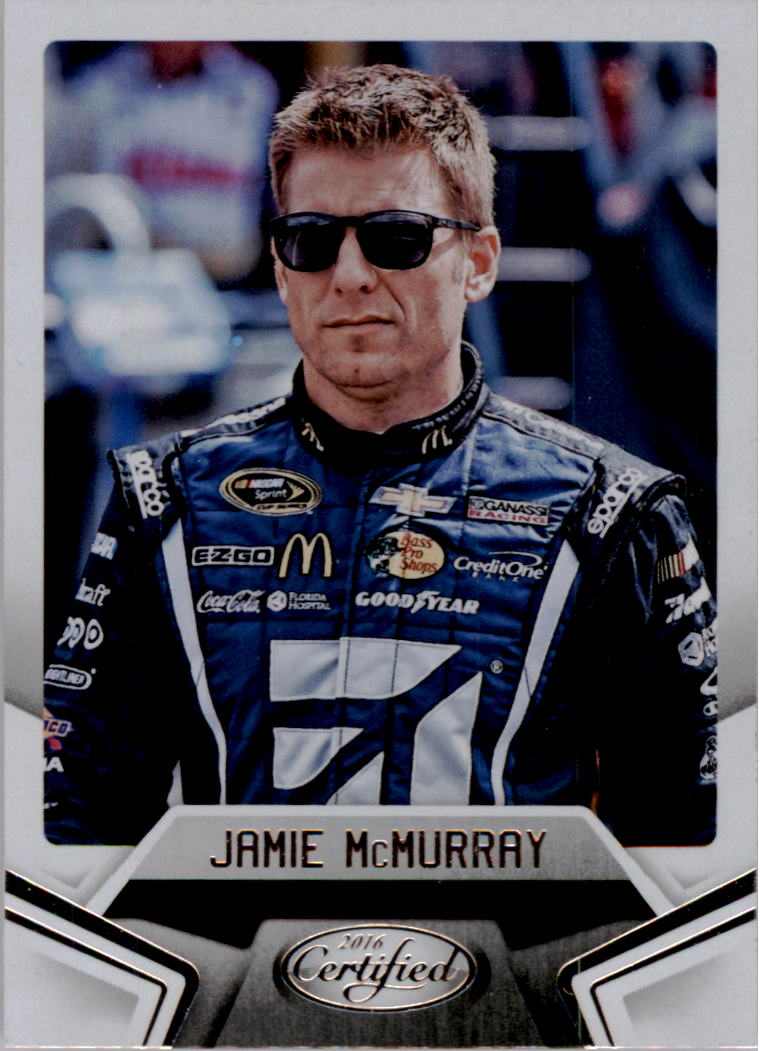 2016 Certified #13 Jamie McMurray