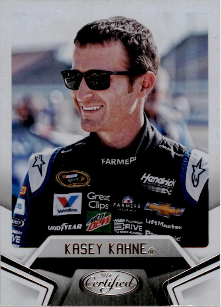 2016 Certified #14 Kasey Kahne