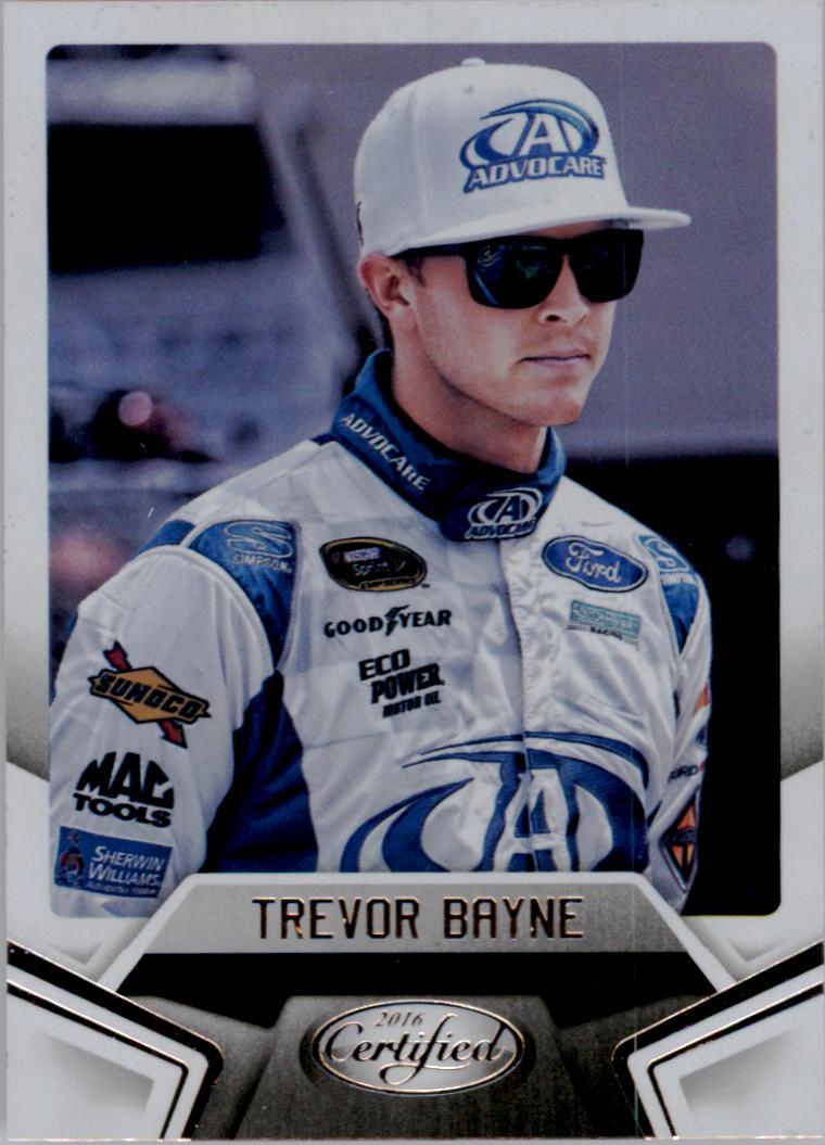 2016 Certified #17 Trevor Bayne