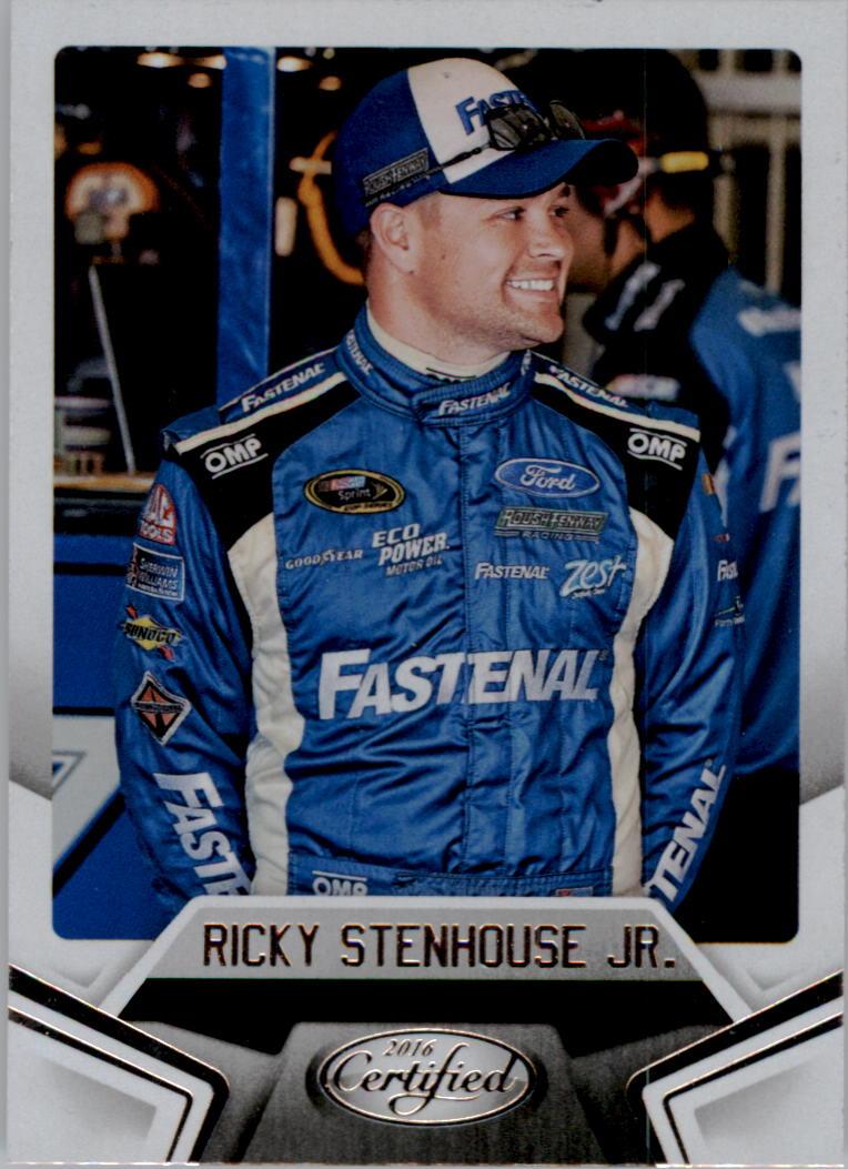 2016 Certified #18 Ricky Stenhouse Jr.