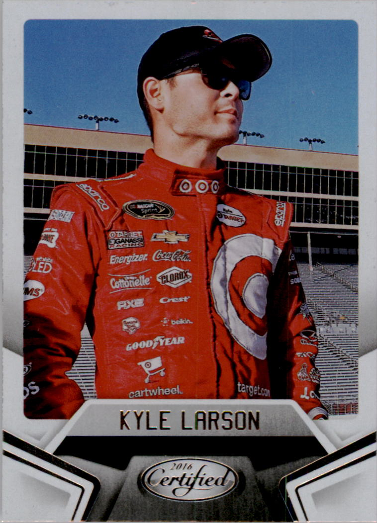 2016 Certified #19 Kyle Larson