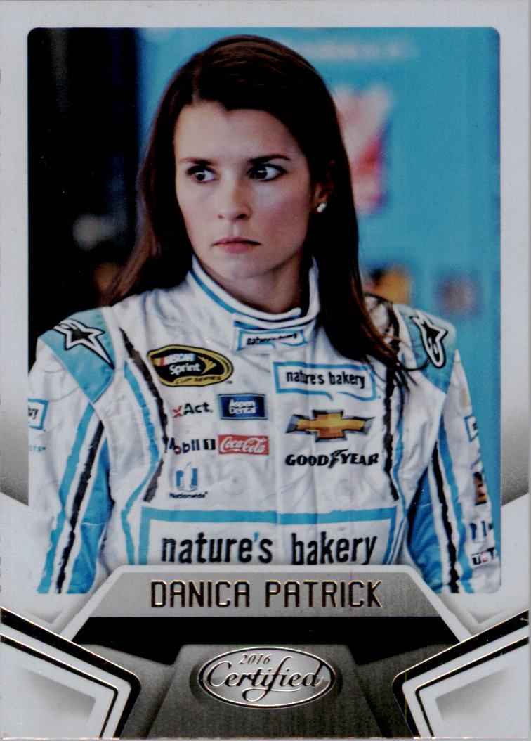 2016 Certified #21 Danica Patrick