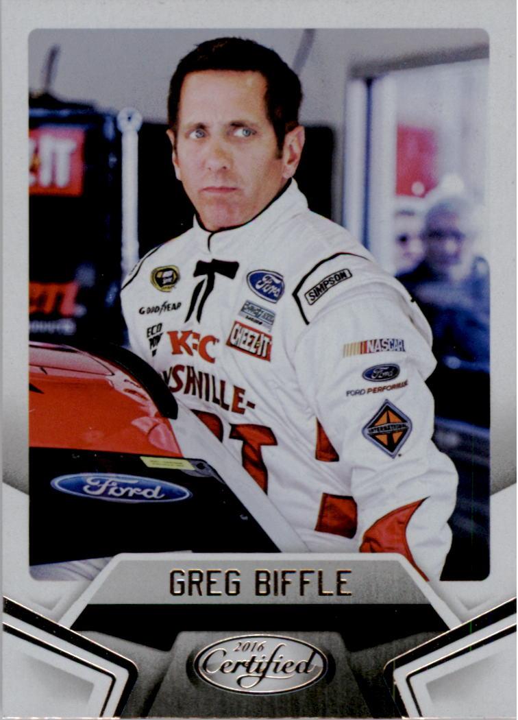 2016 Certified #22 Greg Biffle