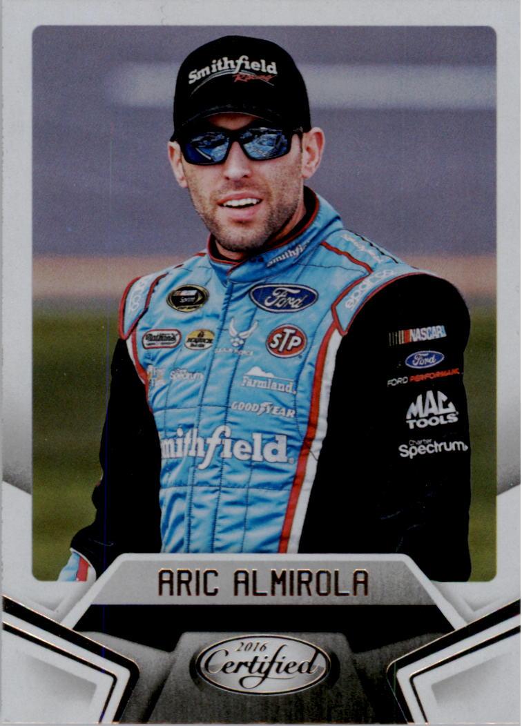 2016 Certified #23 Aric Almirola