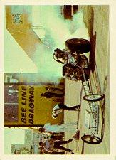 1971 Fleer AHRA Drag Champs #18 Don Garlits' Car