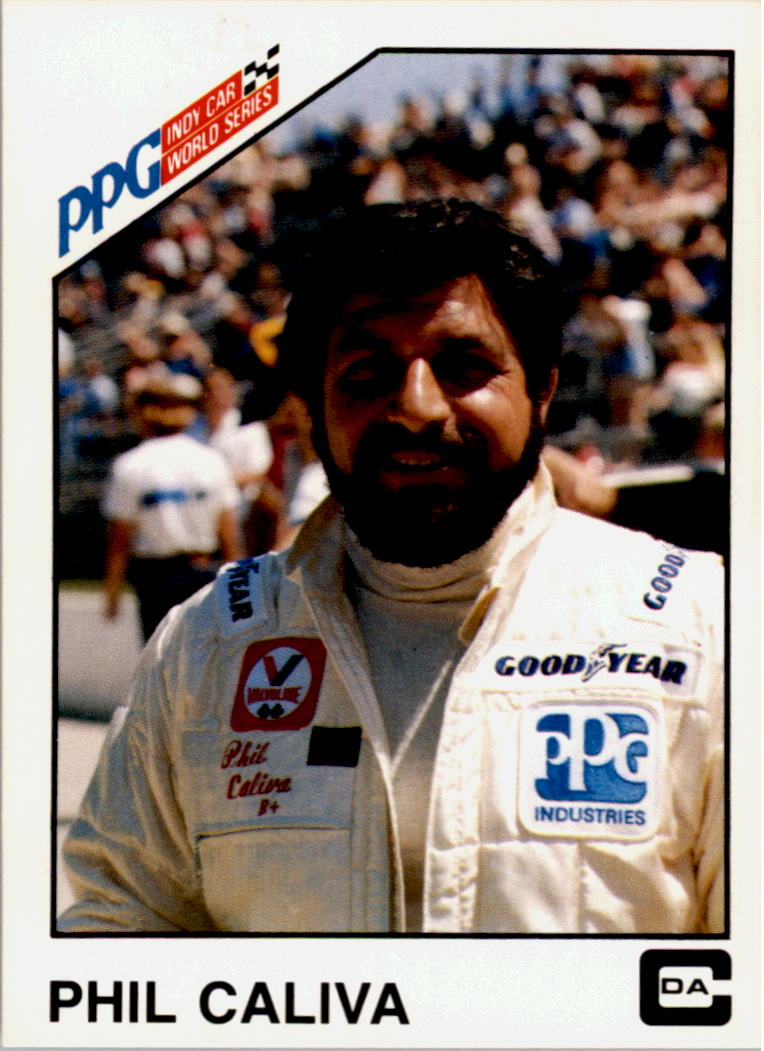 1983 A and S Racing Indy #10 Phil Caliva
