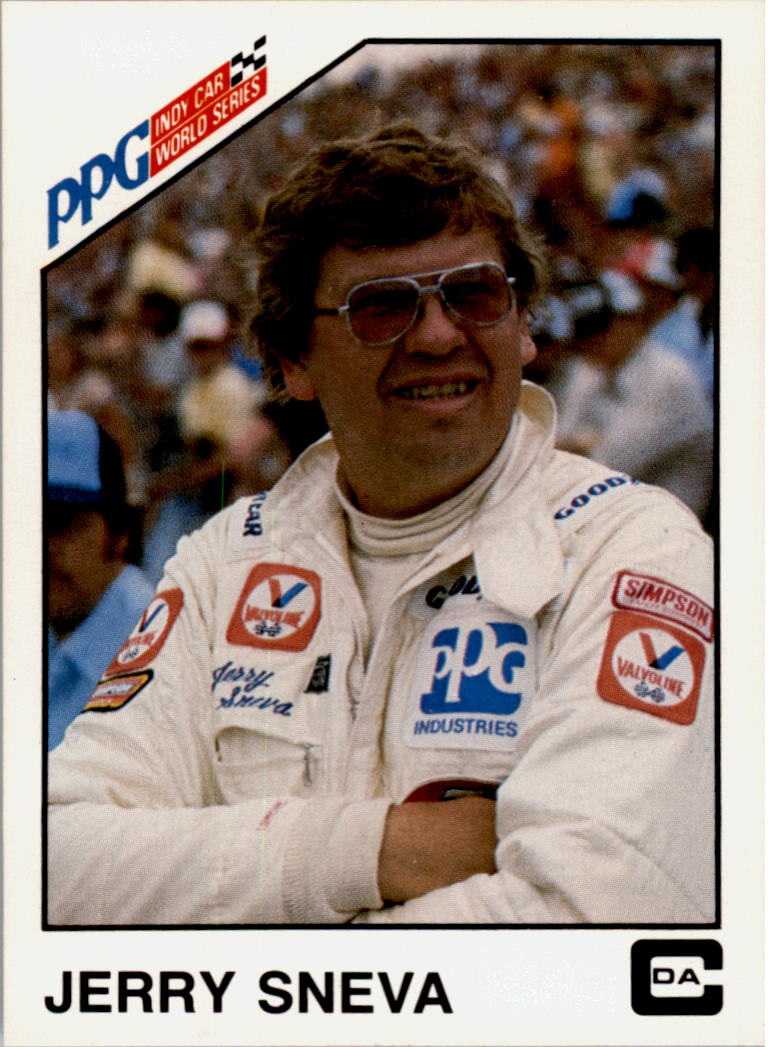1983 A and S Racing Indy #12 Jerry Sneva