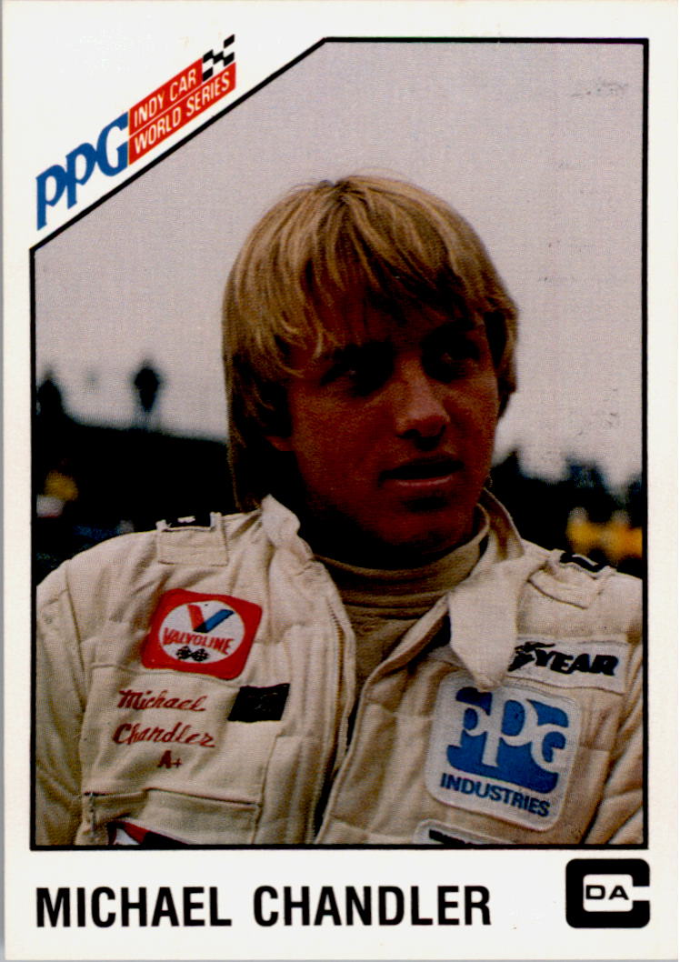 1983 A and S Racing Indy #25 Michael Chandler