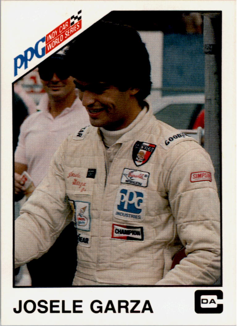 1983 A and S Racing Indy #29 Josele Garza