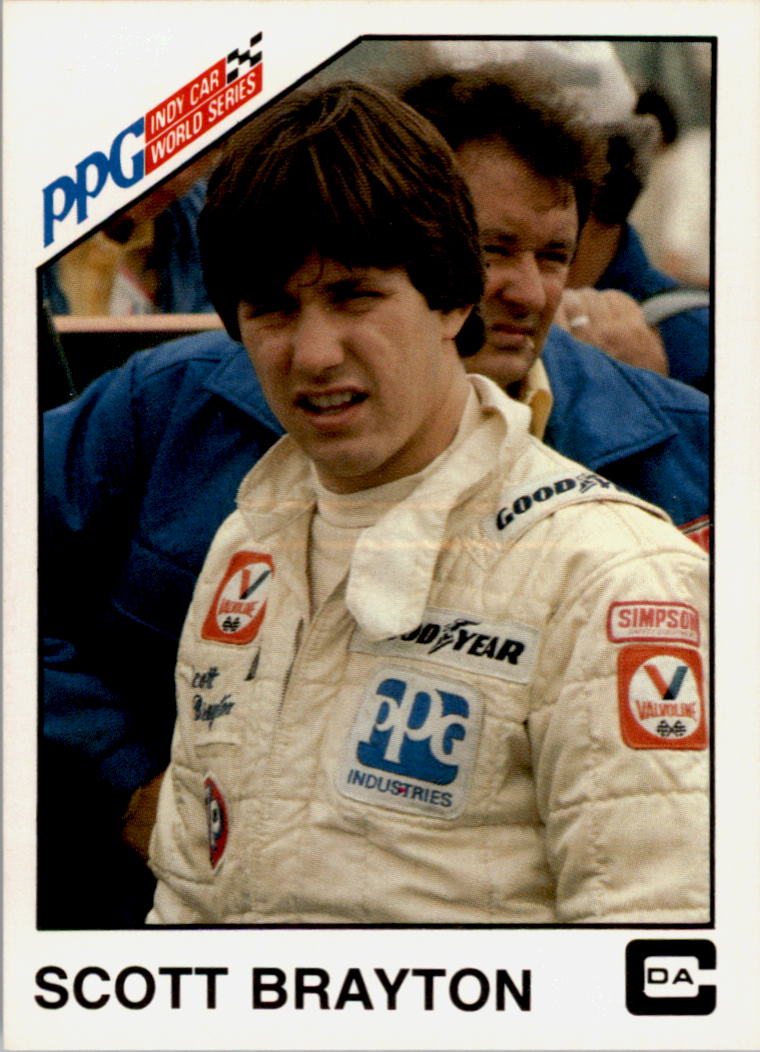 1983 A and S Racing Indy #31 Scott Brayton