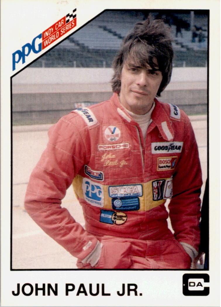 1983 A and S Racing Indy #40 John Paul Jr.