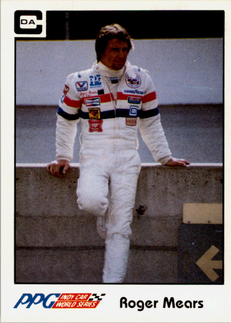 1984 A and S Racing Indy #4 Roger Mears
