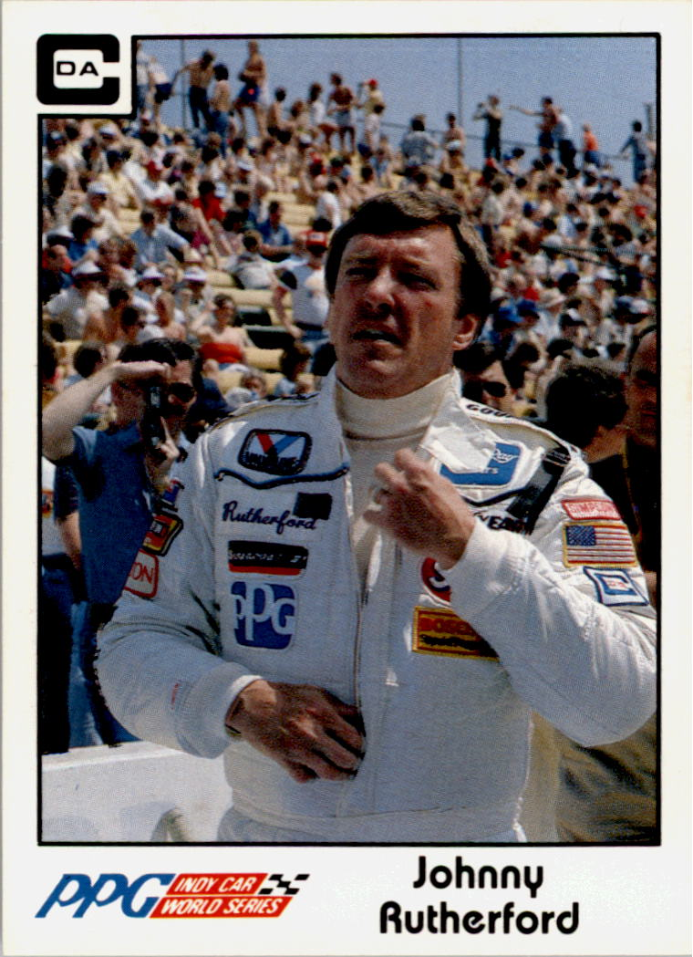 1984 A and S Racing Indy #5 Johnny Rutherford