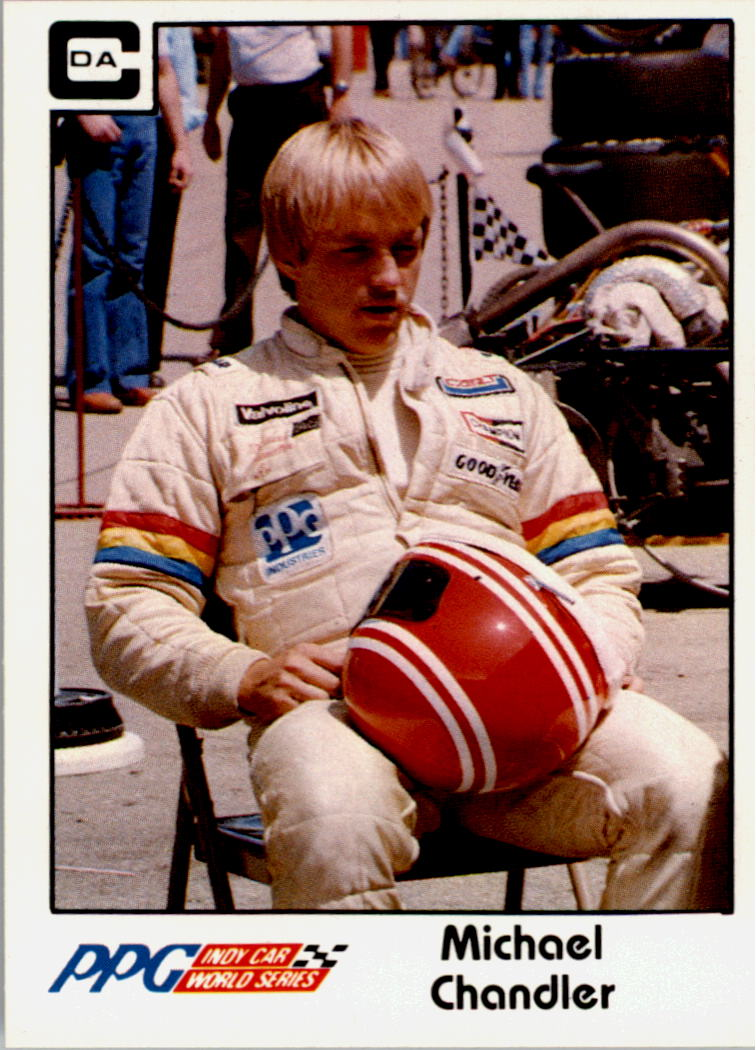 1984 A and S Racing Indy #6 Michael Chandler