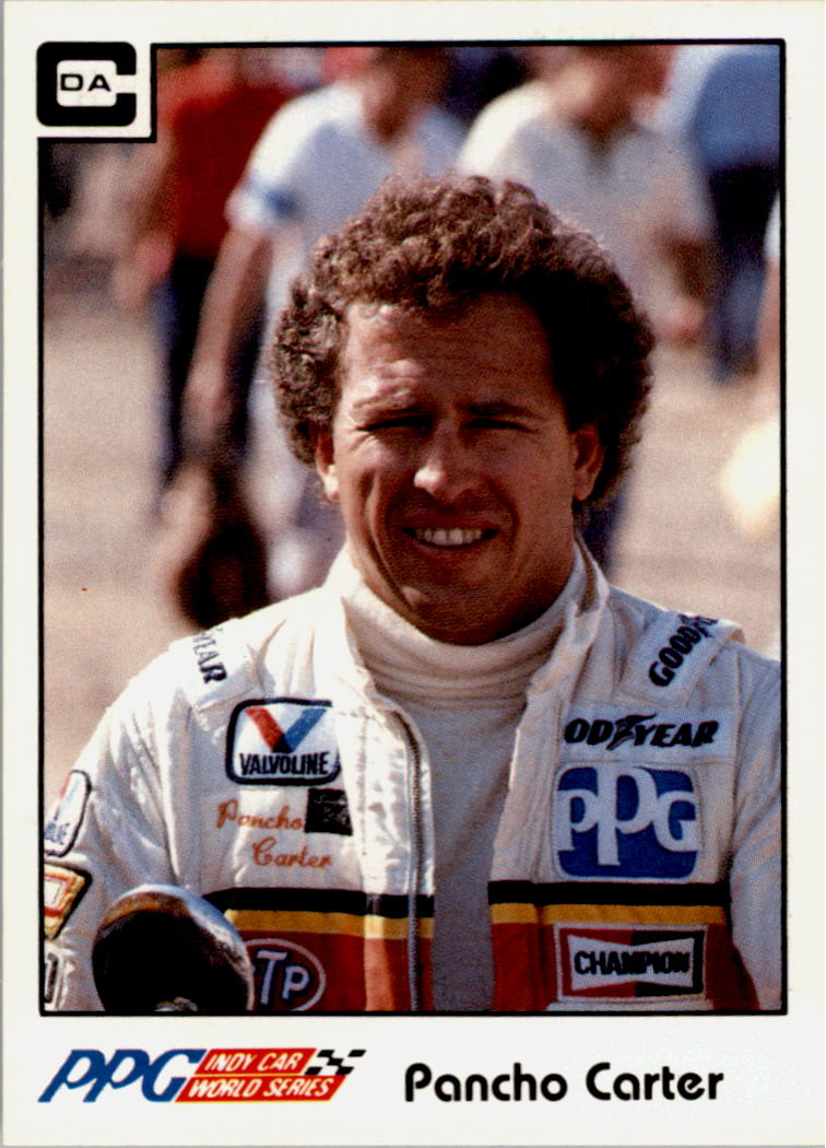1984 A and S Racing Indy #7 Pancho Carter