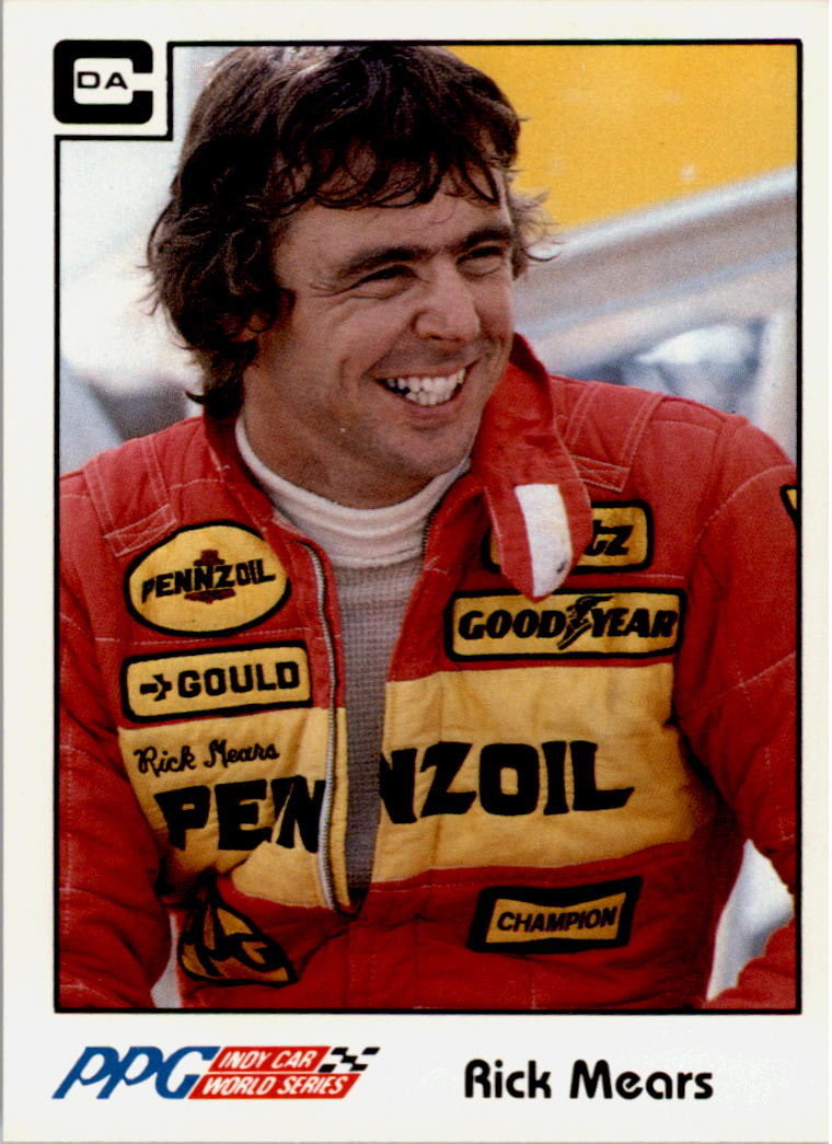 1984 A and S Racing Indy #10 Rick Mears