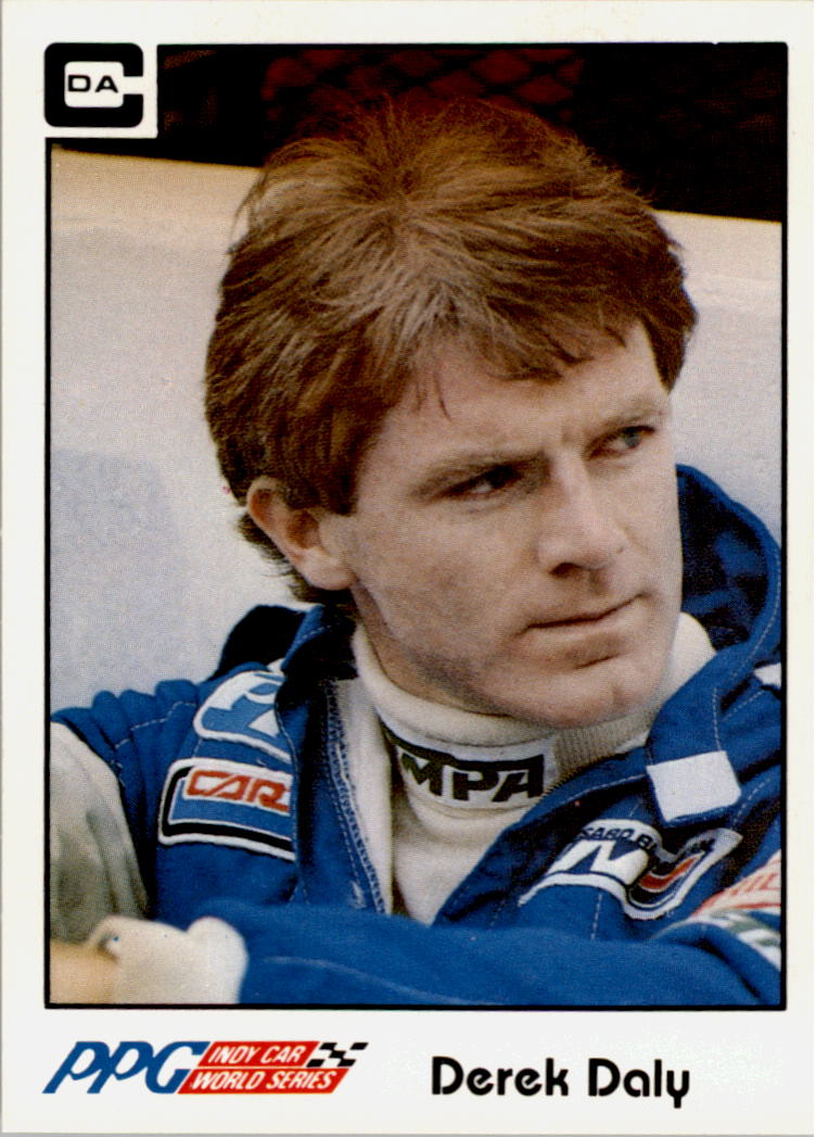 1984 A and S Racing Indy #12 Derek Daly