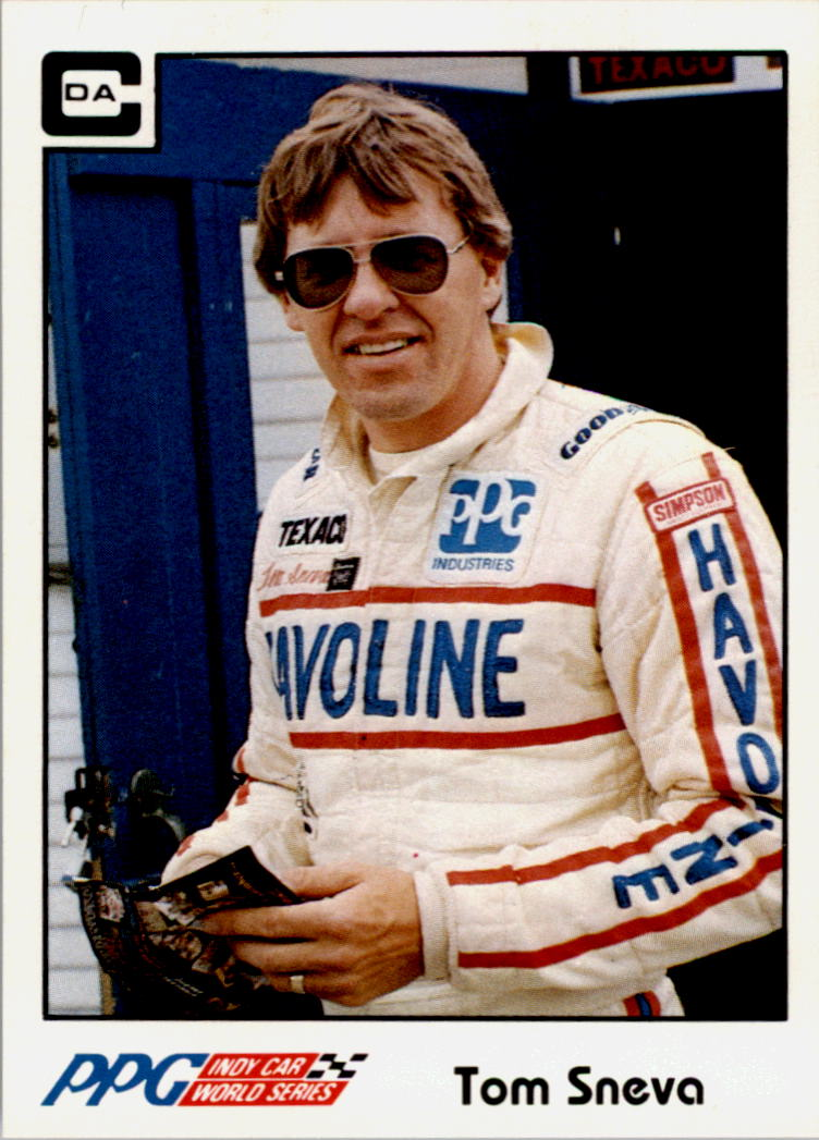 1984 A and S Racing Indy #25 Tom Sneva
