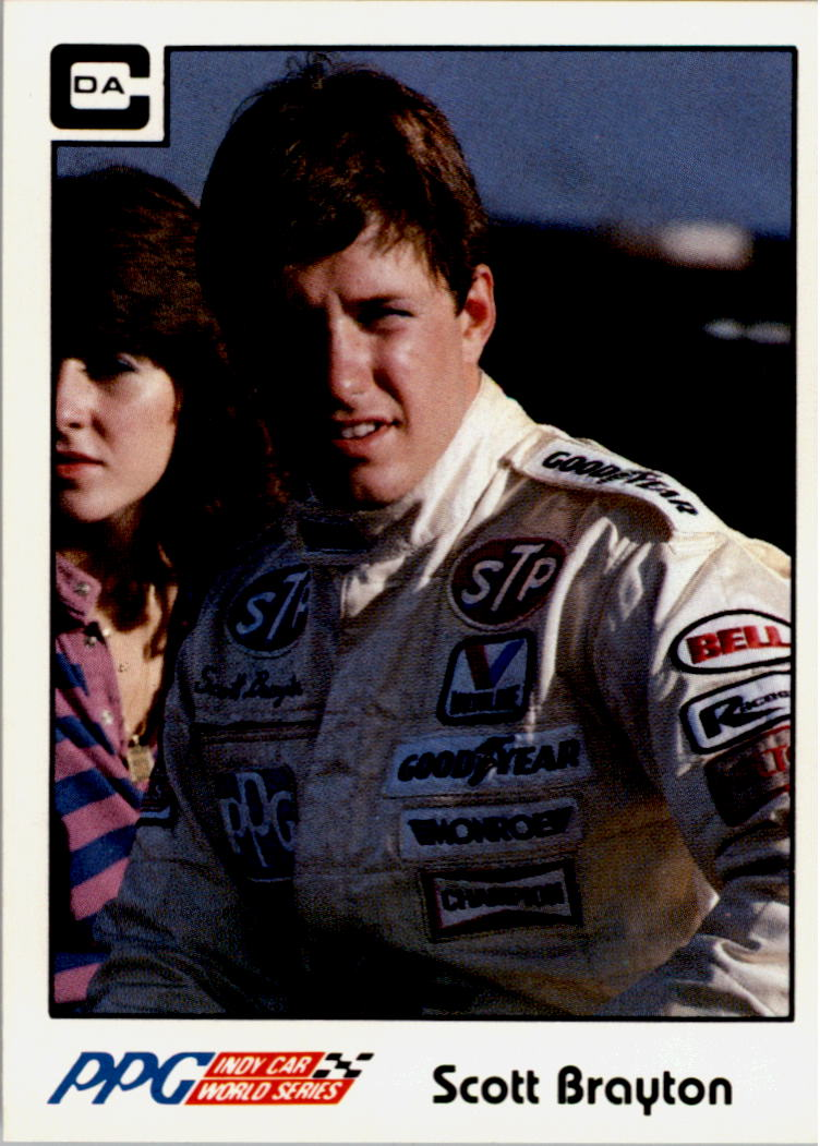 1984 A and S Racing Indy #27 Scott Brayton