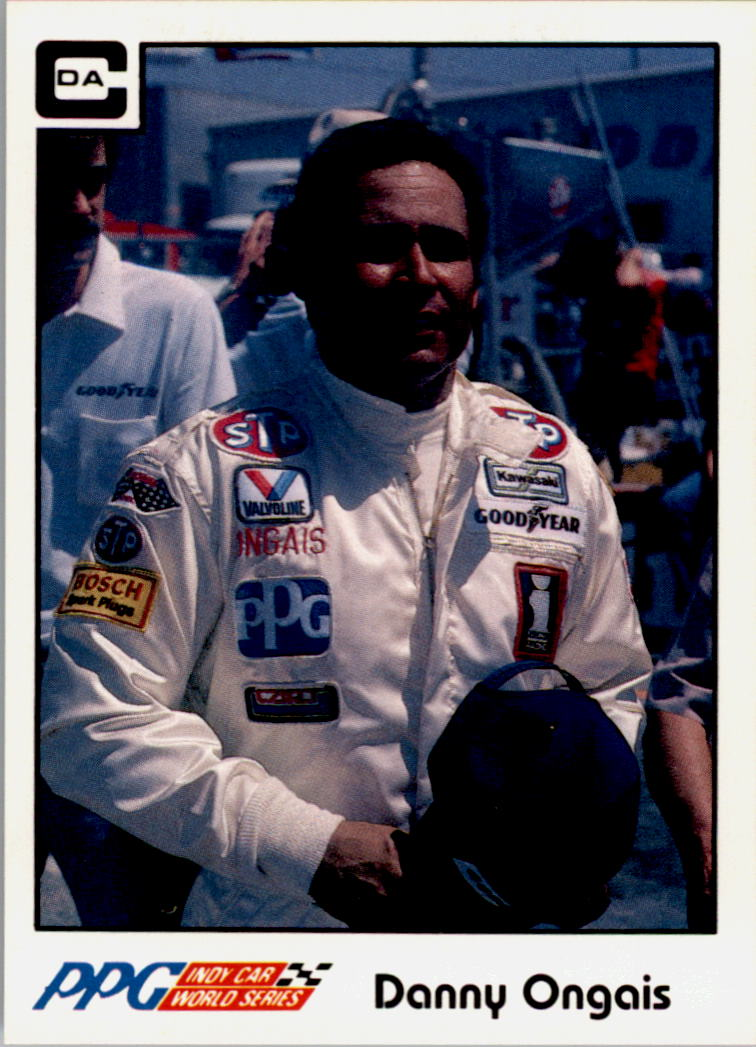 1984 A and S Racing Indy #29 Danny Ongais
